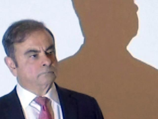 Nissan réclame à Carlos Ghosn 83 millions d'euros