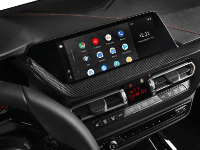 BMW : Android Auto disponible en mise à jour gratuite