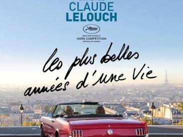 LES PLUS BELLES ANNEES D'UNE VIE de Claude Lelouch au Festival de Cannes 2019 : d'un film à l'autre
