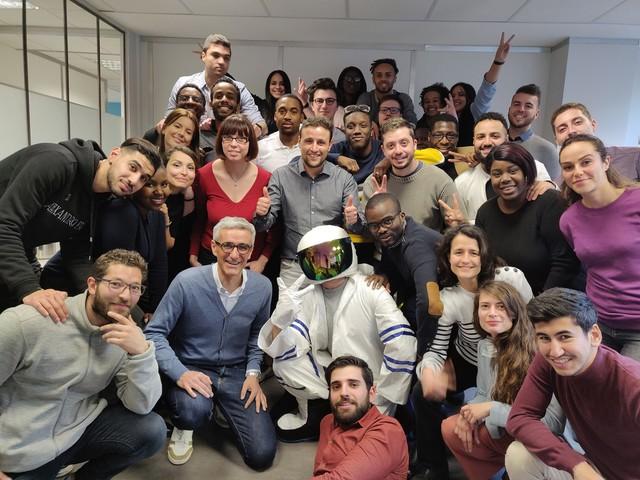 Rocket School : La Réunion, la nouvelle fusée digitale de la France