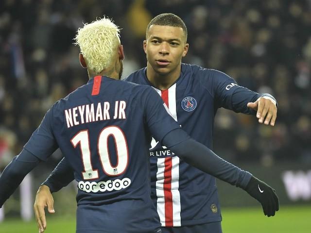 PSG: Neymar et Mbappé sur le banc à Lorient