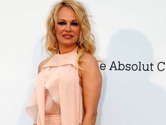 Pamela Anderson s'est mariée avec Jon Peters