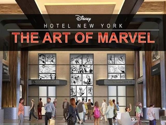 Disneyland Paris dévoile l'hôtel Marvel et pas mal d'autres surprises !