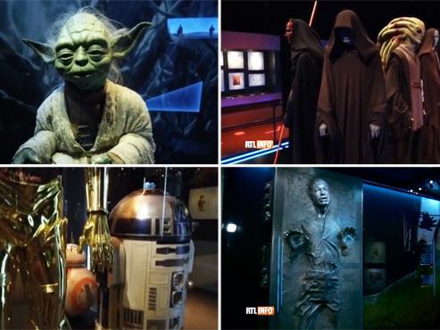 """Découvrez, en avant-première, les premières images de l'exposition """"Star Wars Identity"""" (vidéo)"""