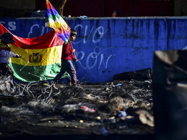 """Bolivie : les pro-Morales dans la rue, l'Eglise catholique appelle au """"dialogue"""""""