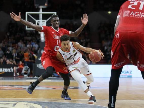 Basket - Jeep Élite - Abdoulaye Ndoye (Cholet): «On s'est fait marcher dessus»