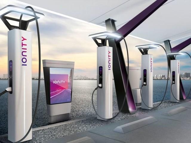 Actualité : Ionity facture désormais la recharge des voitures électriques par kWh d'électricité