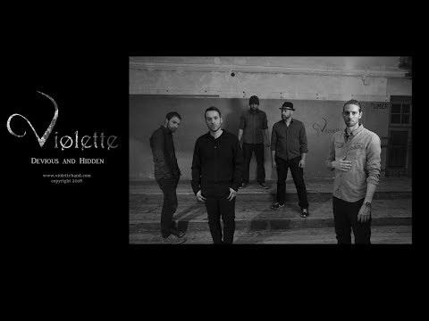 Violettevient de mettre en image Devious and Hidden, le groupe prépare son second album (avec un...