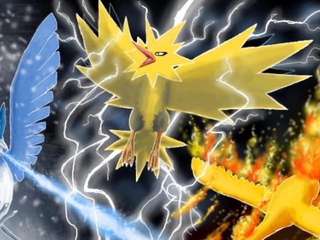 Pokemon GO Electhor : Quels Pokemon utiliser pour le battre facilement ?