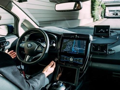 Nissan tease en vidéo son logiciel de conduite assistée