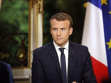 Les principales déclarations de l'interview d'Emmanuel Macron