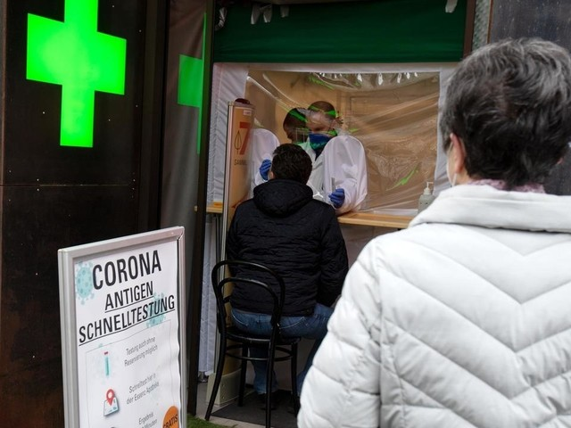 En Autriche, des millions de tests pour éviter une troisième vague
