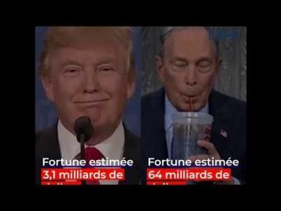 Bloomberg en lice : la fortune peut-elle faire gagner ?