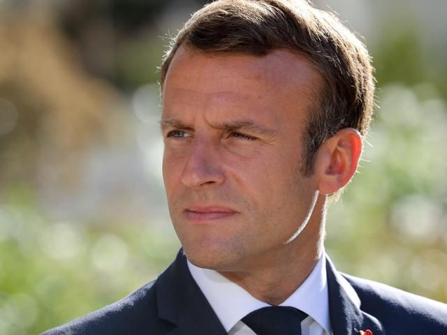 En Une du Time, Emmanuel Macron soigne sa communication