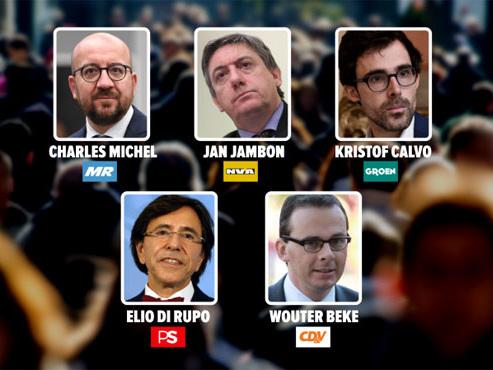 Grand Baromètre: parmi ces personnalités, qui souhaitez-vous comme Premier ministre? Voici la réponse