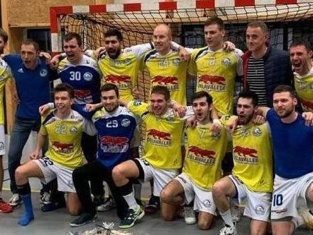Un collectif stable et compétitif au club de handball de L'Aigle