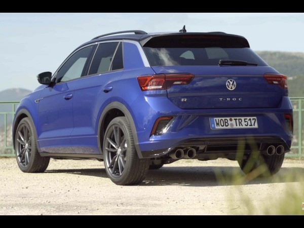 Volkswagen T-Roc R (2019) : l'essai vidéo !
