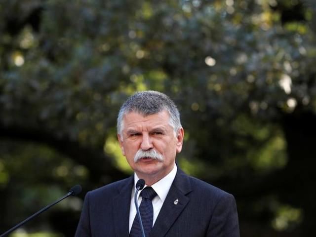 Le président de l'Assemblée hongroise assimile les homosexuels à des pédophiles