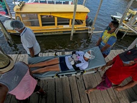 Le Brésil, 2e pays où le coronavirus tue le plus
