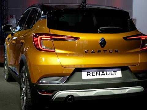 Nouveau Renault Captur: le SUV en photos au Salon de Francfort [avis]