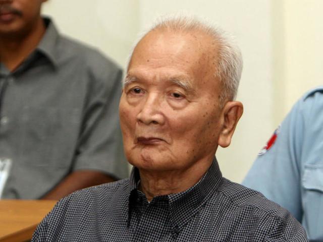 L'idéologue des Khmers Rouges Nuon Chea est mort à 93 ans