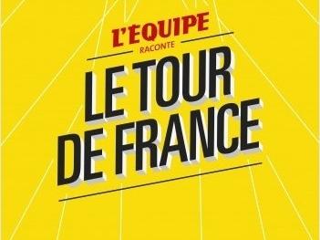 Dans un ouvrage, les plus belles plumes de L'Équipe racontent l'histoire du Tour de France.