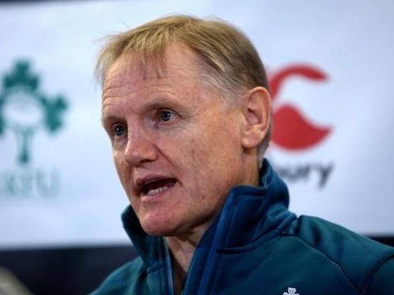 Rugby - IRL - Joe Schmidt (Irlande) fera une pause après le Mondial