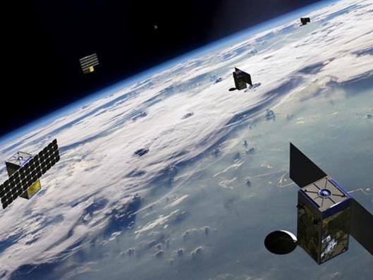 Chine : nouvelle ligne de production de satellites intelligents