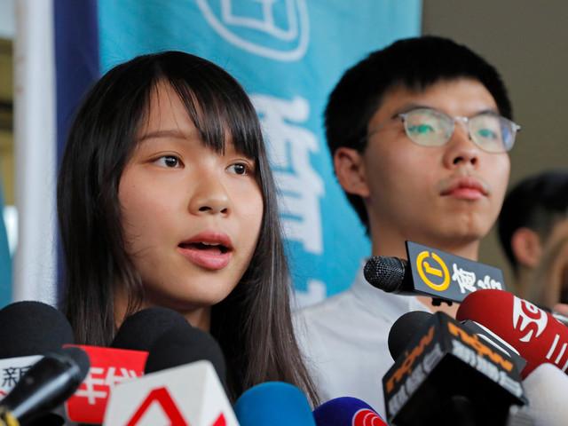Qui sont les leaders de la contestation à Hong Kong?