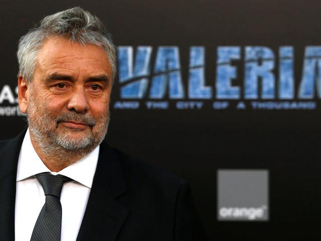 """Plombé par le flop de """"Valérian"""", Luc Besson va supprimer presque 30% des effectifs d'EuropaCorp"""
