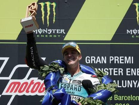 GP moto de Catalogne: première victoire pour Marcos Ramirez en Moto3