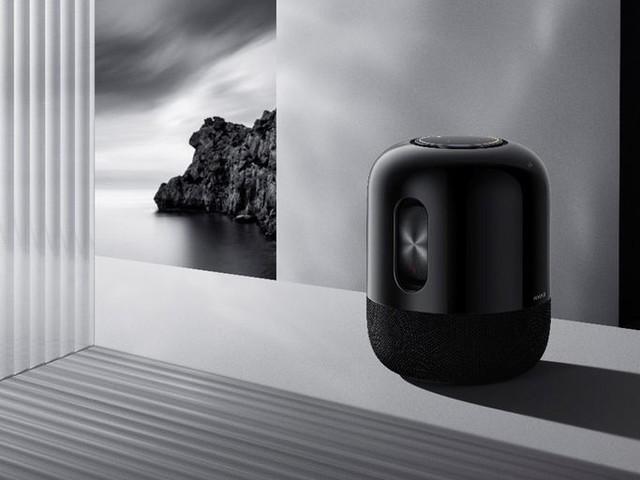 Actualité : Sound : l'enceinte intelligente de Huawei petit format, toujours en partenariat avec Devialet