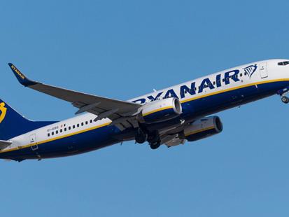 Ryanair : réservez dès à présent vos billets d'avion pour voyager jusqu'en mars 2020