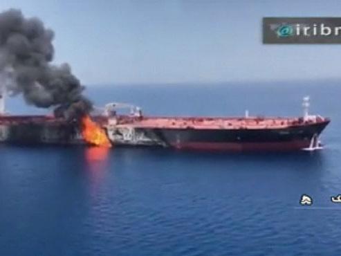 L'attaque de deux pétroliers dans la région du Golfe pourrait avoir des conséquences chez nous (vidéo)