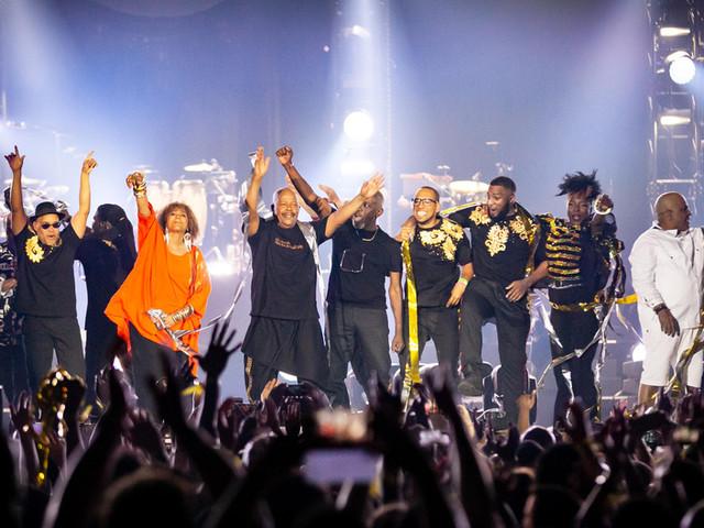 Martinique La 1ère: Concerts de Kassav' et de Jocelyne Béroard pour clôturer l'année en beauté