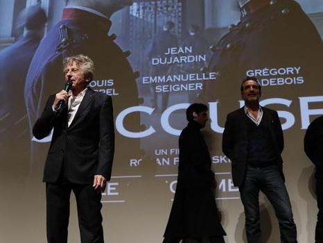 """Polanski : la projection de """"J'accuse"""" perturbée à Rennes, les salles évacuées"""