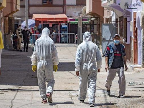 Covid-19 au Maroc : 1 152 nouveaux cas confirmés et 1 329 guérisons en 24H