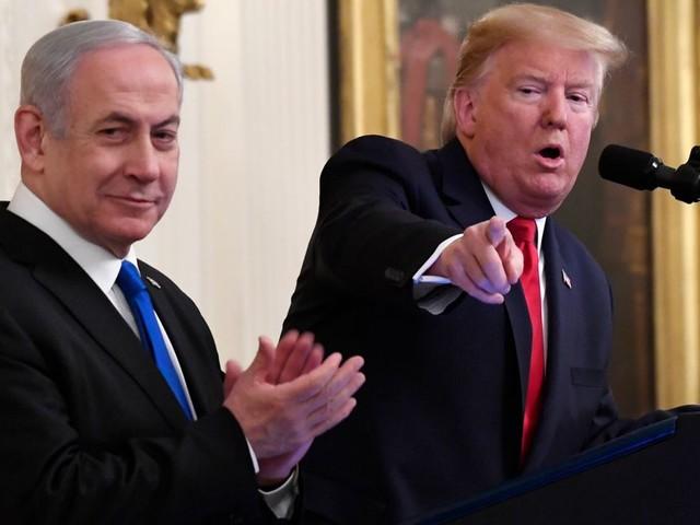 Selon le plan de Trump, Israël peut annexer sans délai ses colonies en Cisjordanie