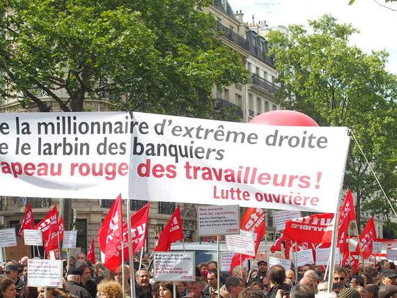 Editorial des bulletins d'entreprise - Macron et Le Pen : deux ennemis des travailleurs