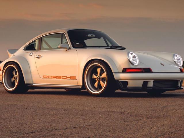 Zoom sur la Singer DLS, la 911 la plus radicale jamais construite ?