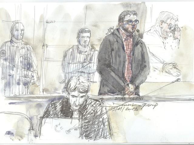 Au procès du jihadiste Taghi, l'humanité du surveillant