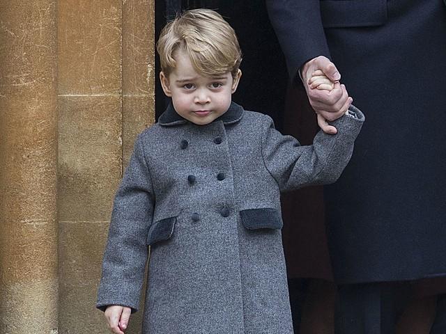 L'avez-vous vu ? The Crown fait un petit clin d'oeil au prince George dans la saison 3