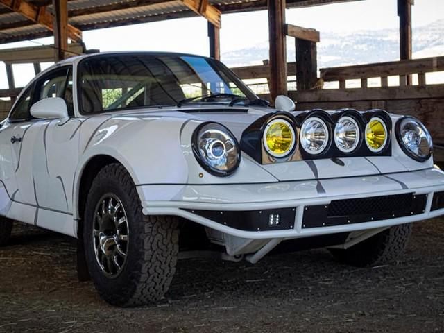 Porsche 911 Safari style : l'engin anti-confinement idéal
