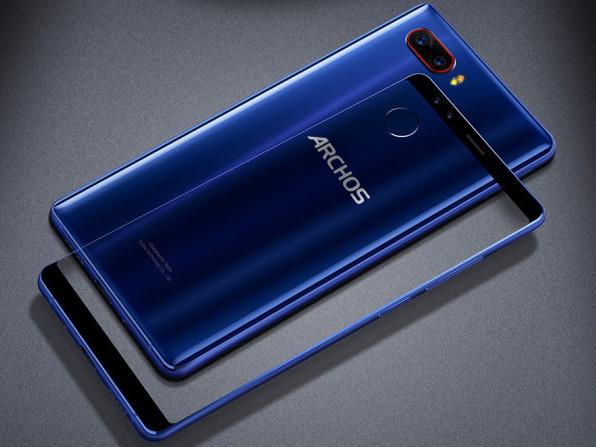 ARCHOS dévoile son Diamond Omega, un véritable smartphone haut de gamme à 499,99€
