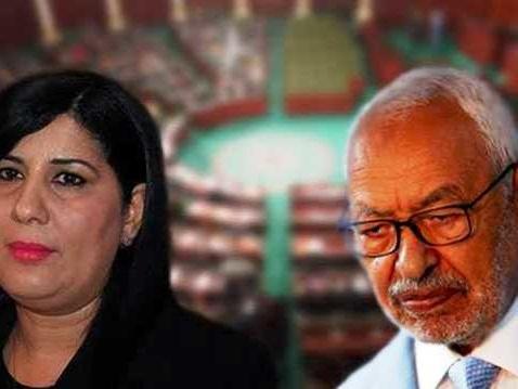 Tunisie – Abir Moussi accuse la présidence du parlement et certains députés de complicité dans la tentative de son agression