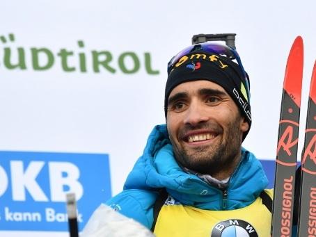 """Biathlon: """"J'ai cru que je n'arriverais pas à revenir"""", lâche Martin Fourcade"""