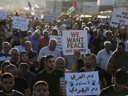 Les Arabes israéliens en grève contre la violence dans leurs villes