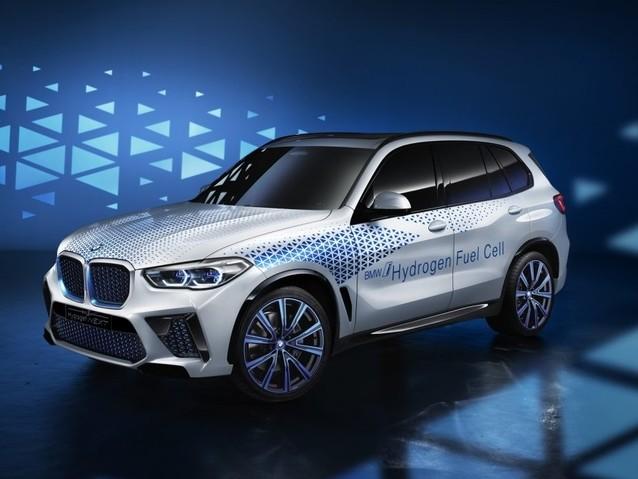 BMW dévoile l'i Hydrogen Next