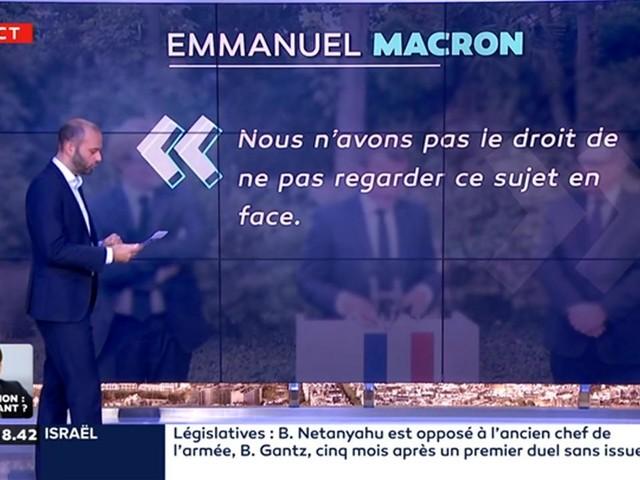Immigration : qu'a dit Emmanuel Macron aux élus de sa majorité ?
