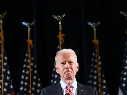 """Primaires démocrates: Biden assure partager """"la même vision"""" que Sanders"""